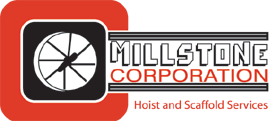 Millstone Corporation » Hoist & Scaffold Services